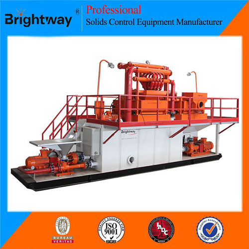 Brightway Horizontal Directional Drilling Mud Recycling System