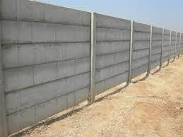 Durable Precast Boundary Wall in  Old Palasia