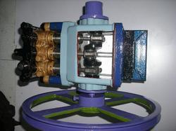 Reciprocating Pump Model