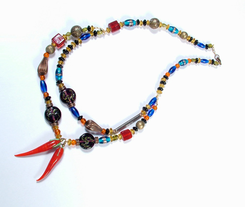 Beach Jewellery Necklace  in  Naraina - Ii