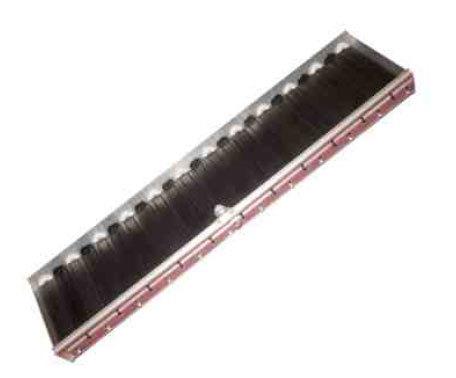 Opposed Blade Keytype Collar Damper in  Saidulajab