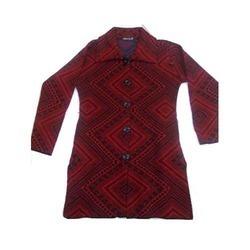 Ladies Designer Woolen Coats