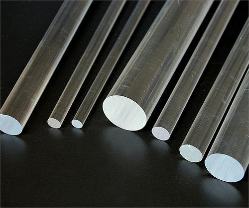 Clear Cast Acrylic Rod