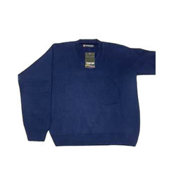 Plain Mens Sweater