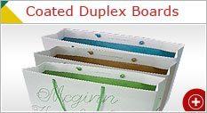 Coated Duplex Board