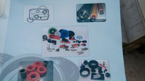 Hydraulic, Pneumatics And Rotary Seal