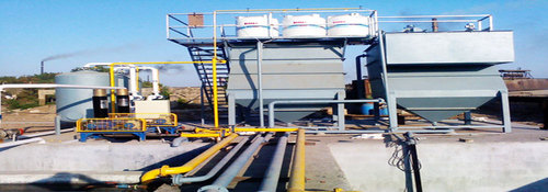Prefabricated Effluent Treatment Plant in  New Area