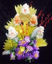 Crystal Ravines Flower Bouquet