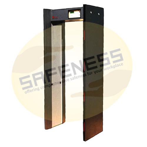 Multi Zone Door Frame Metal Detector
