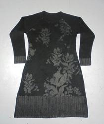 Printed Woolen Kurti