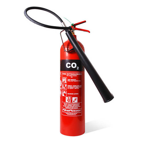 carbon dioxide fire Kanex co2 fire extinguishers (carbon dioxide fire extinguisher) type are  environmentally safe and designed to suppress the fires where class b, c and.