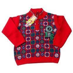 Fancy Kids Woolen Pullover