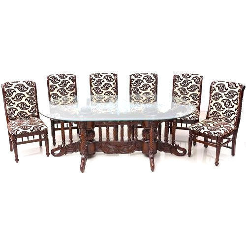 Glass Dining Table  in  Chandanagar