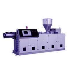HDPE Pipe Extruder Machine