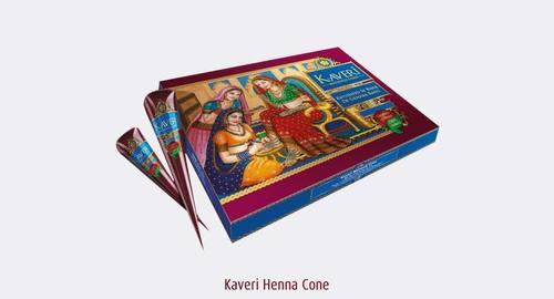 Kaveri Henna Cone