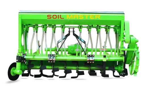Soil Master Rotoseeder in   Focal Point