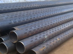 Industrial Slotted Pipe