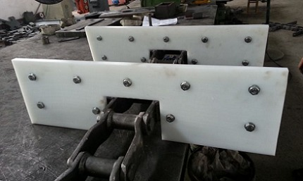 Uhmwpe Drag Conveyor Paddles in   Near Azuba Petrol Pump
