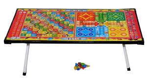 Multi Purpose Game Table
