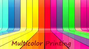 Multi Color Catalog Printing Service