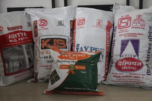 Fine Finish Cement Bag