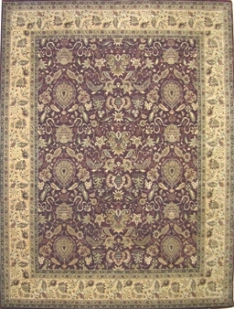 Ellora Hand Knotted Rugs