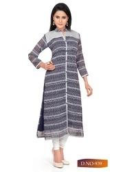 Ladies Stylish Printed Kurti in  Malvani-Malad (W)