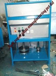 Semi Automatic Double Die Paper Plate Machines