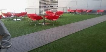 Fade Resistant Artificial Grass