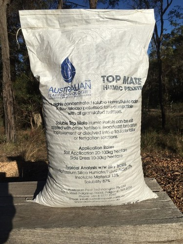 TopMate Potassium Humic Pellets in  Lot 1 West Palgarup Road