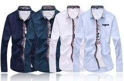 Plain Party Wear Shirts