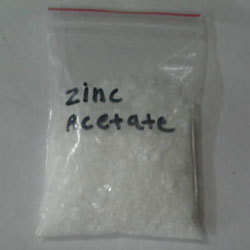 Zinc Acetate – Anhydrous