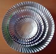 Various Size Paper Plates