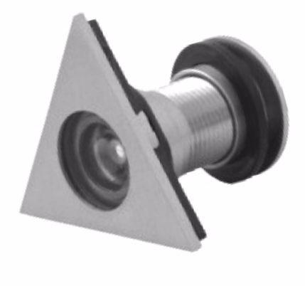 Brass Door Eye