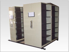 Mobile/Compactor Storage System