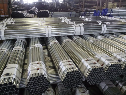 ERW Steel Black and Galvanized Pipes
