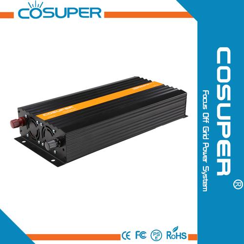 2000W 12V/24V/48V DC to AC Pure Sine Wave Inverter