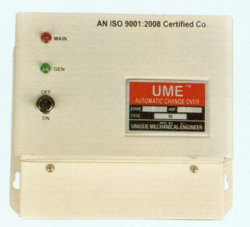 Single Phase 30 AMP Automatic Changeover Switches (Heavy Duty)