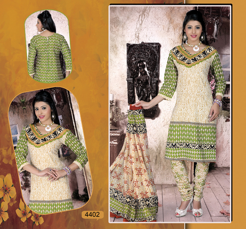 Attractive Suit And Salwar