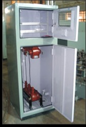 Epoxy Resin Cast Pilfer Resistant Metering Cubicle