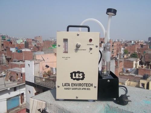 Industrial Handy Dust Sampler (Apm 831) in  62-Sector