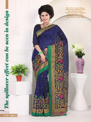 Printed Daily Wear Fancy Sarees