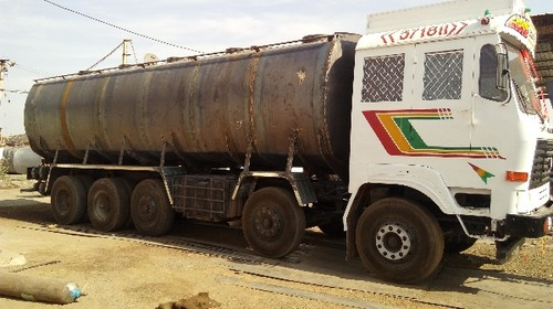 Truck Mounted Water Tank