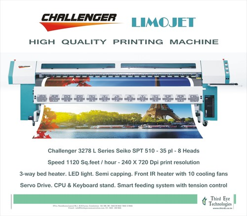 High Quality Banner Printing Machine in  Avarampalayam Road