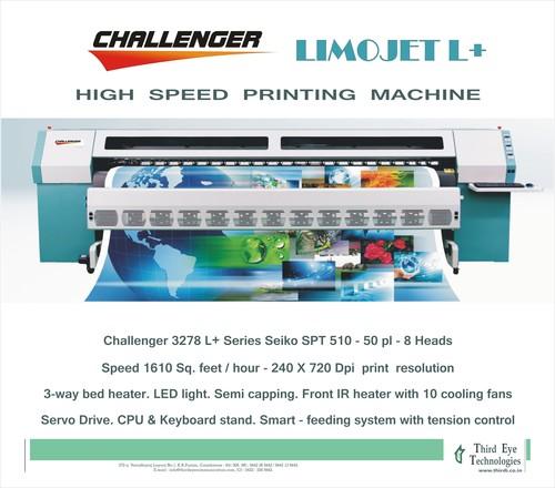 High Speed Banner Printing Machine in  Avarampalayam Road