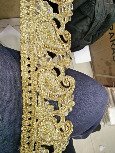 Cutwork Border Laces