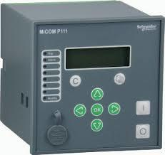 Micom P111L Over Current and Earth Fault Relay in  G.B. Road