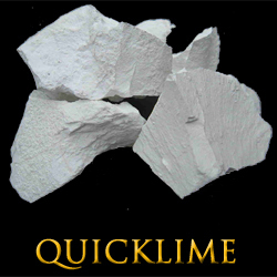 Quicklime Minerals