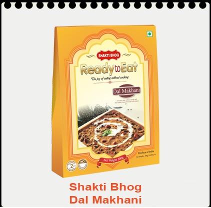 Shakti Bhog Dal Makhani