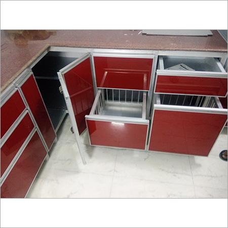 Aluminum Modular Kitchen And Wardrobe In New Delhi Delhi